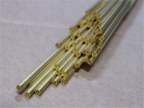 Brass/Copper Tubes for Small hole Drilling EDM