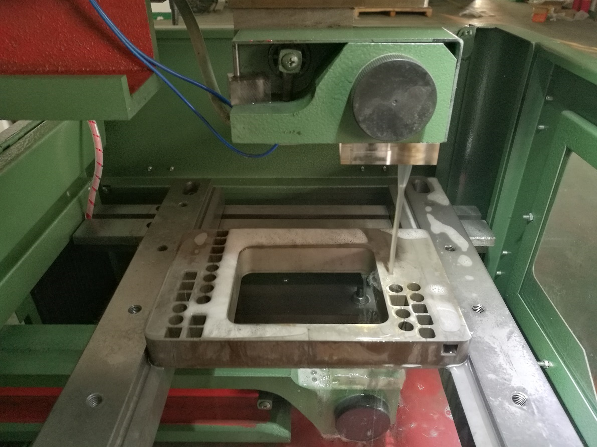 Wire cut EDM machines